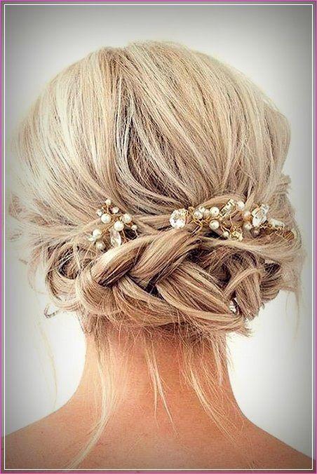 25 Brautjungfer Hochsteckfrisuren Fur Kurze Haare Brautjungfern Hochsteckfrisuren Frisuren Frisur Hochgesteckt