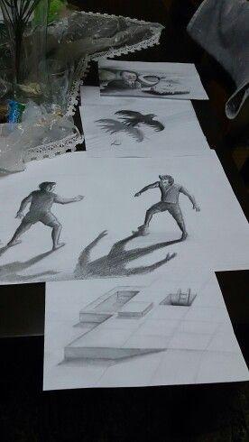 3d çizimleri