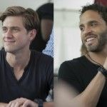 Graceland TV Show Mike | Graceland Interview: Daniel Sunjata and Aaron Tveit on Mike and Briggs ...