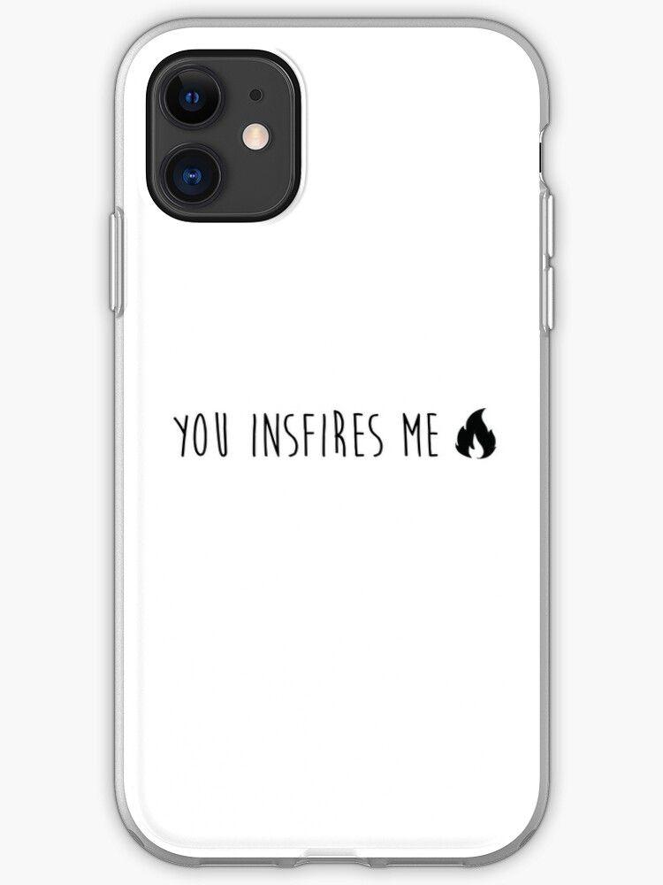 BTS Suga Quotes iphone 11 case