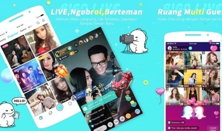 6 Aplikasi Live Dewasa Terbaik Untuk Smartphone Android In 2021 Live Video Streaming Free Games Video Streaming