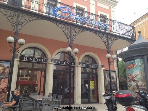 Cinéma Raimu à Cogolin  Cogolin, Cinéma, Alpes
