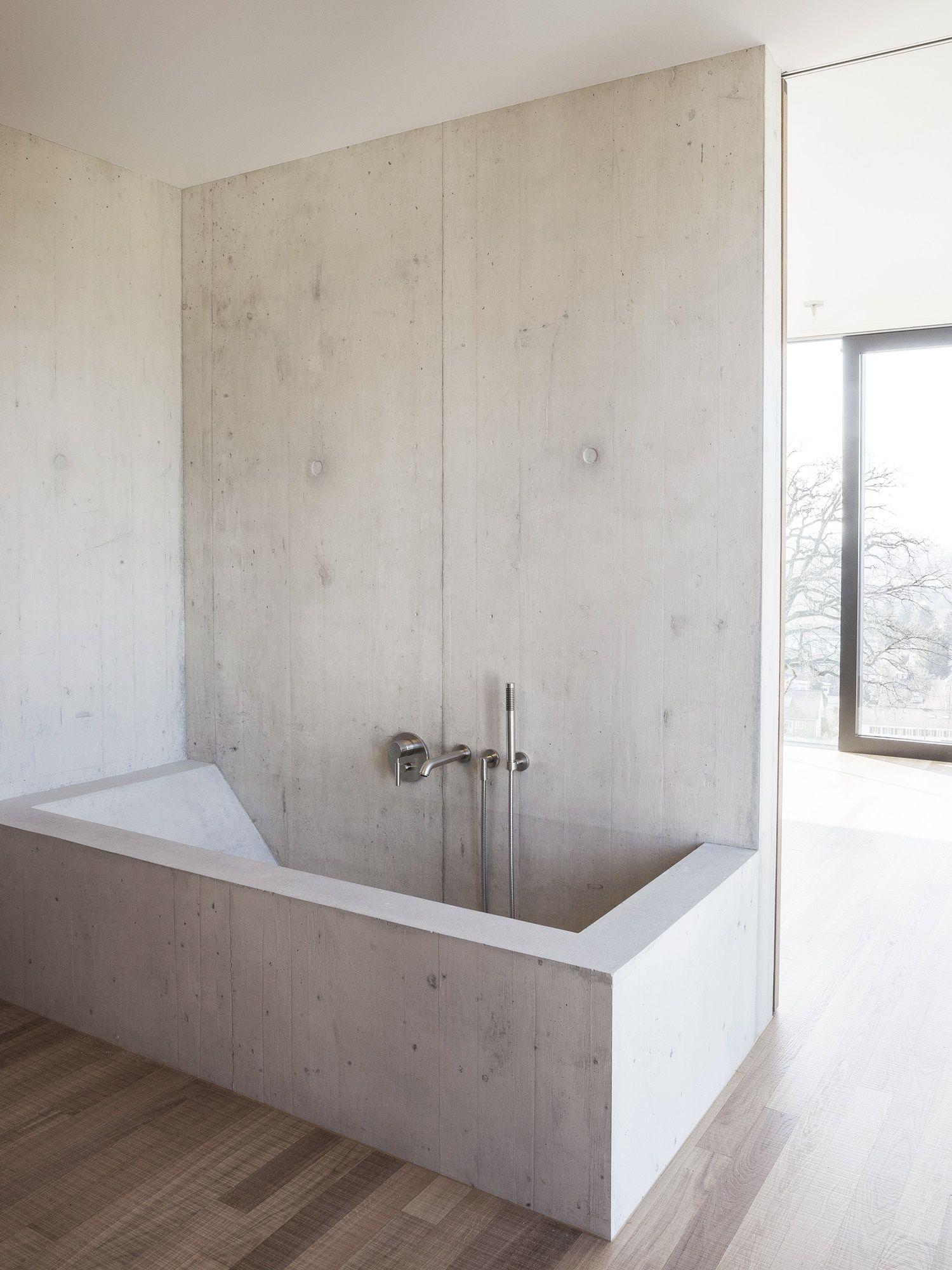 2018 Design Trends for the Bathroom | Design trends, Concrete and Bath