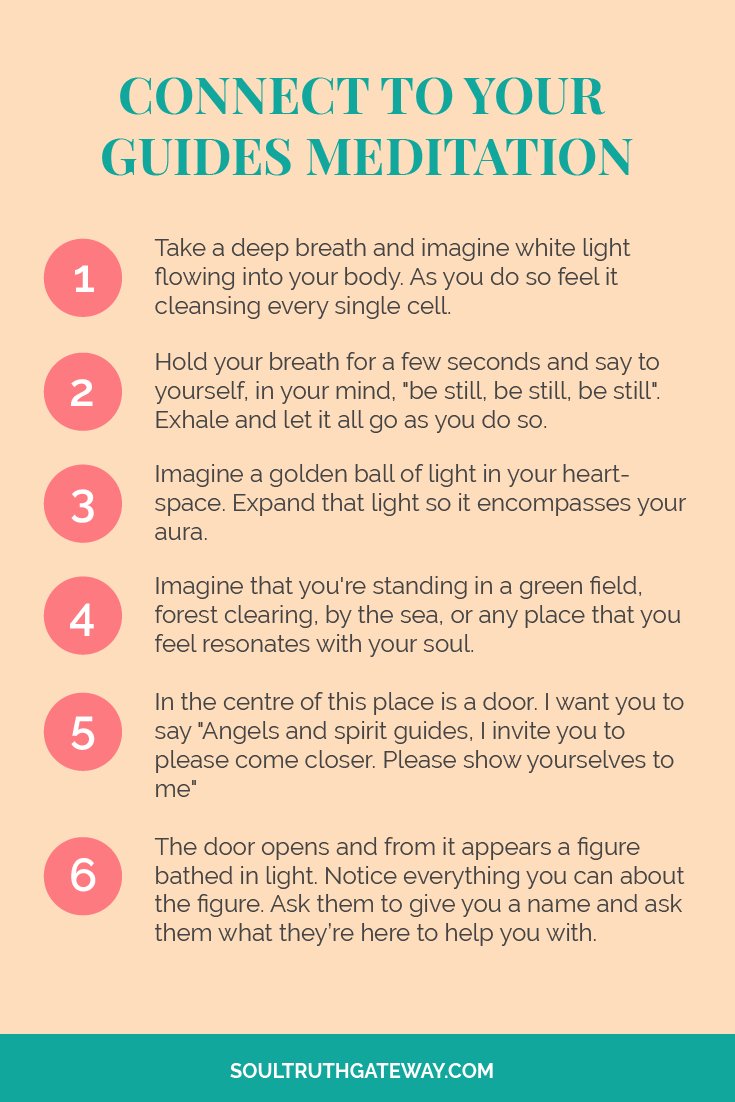 How to Purify Yourself to Connect With Angels forecasting