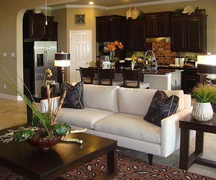 Lennar Model Picture Google Search Living Great Room