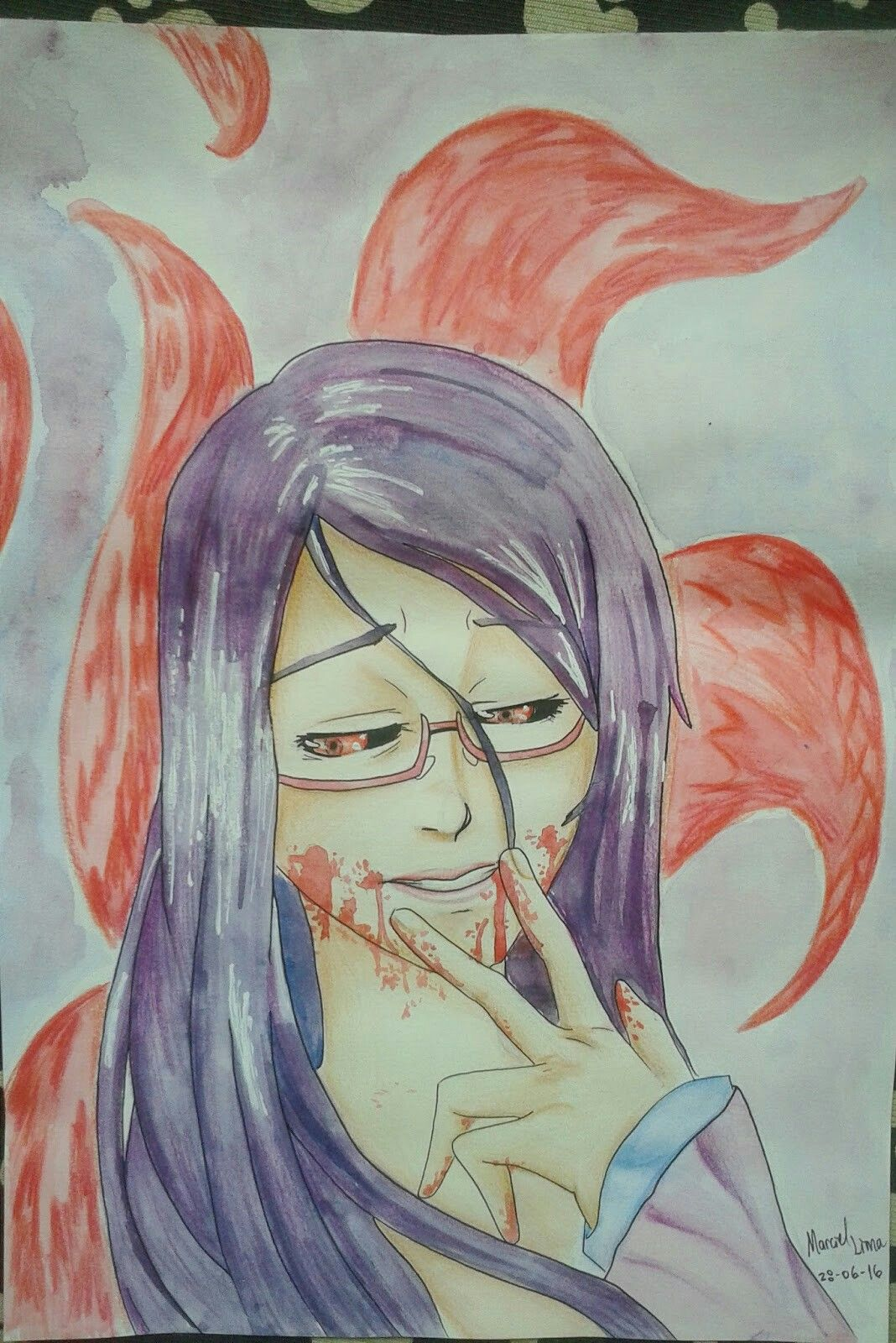 Rize - Tokyo Ghoul