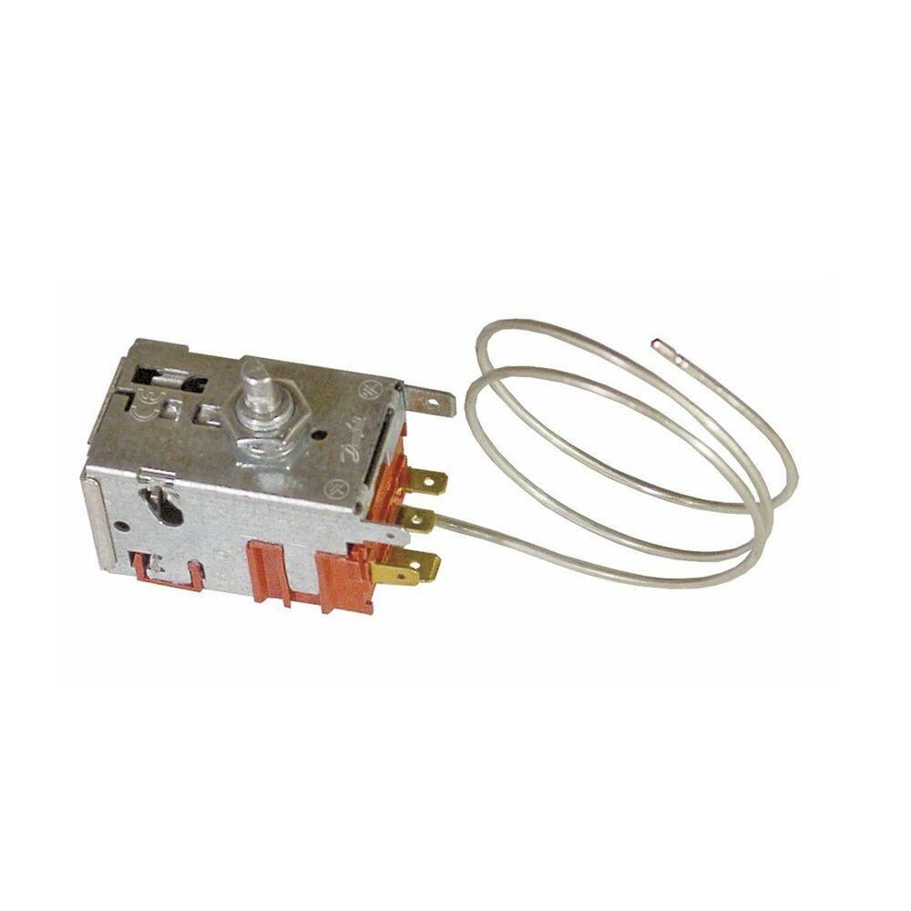 Original Thermostat 0 Sterne Kuhlschranke Siemens 00170157 460mm Kapillarrohr Originaux Bosch Congelation