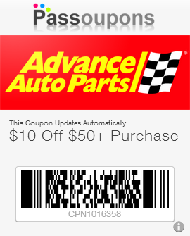 Save Your Money With Latest Advance Auto Parts Coupon Codes 2017 2018 Today Save Up To 50 Coding Coupons Auto Parts