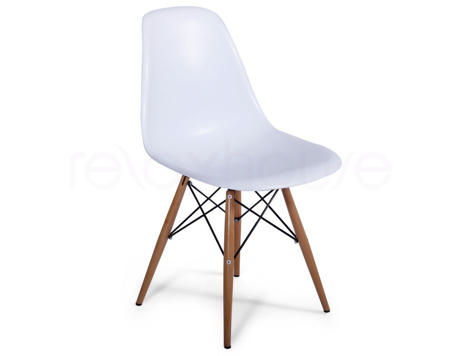 Eiffel Side Chair Wood Modern Furniture Store Montreal Magasin