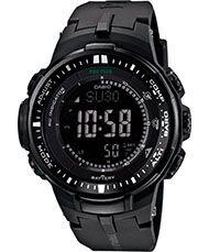 Solar Casio watch with altimeter 771e6537c2