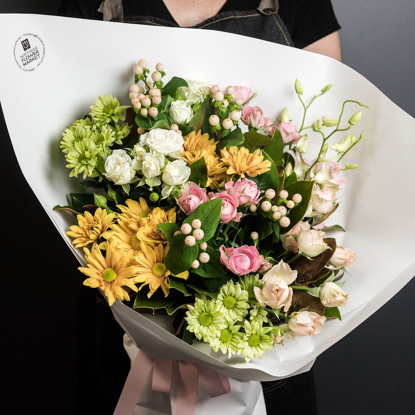 Happy Birthday To Everyone With Birthdays This Month Tag Your Friends To Give Them A Birthday Bouquet Hin Bouquet Arrangements Flower Market Birthday Bouquet