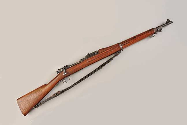 The Model 1903 Springfield is considered one of the most