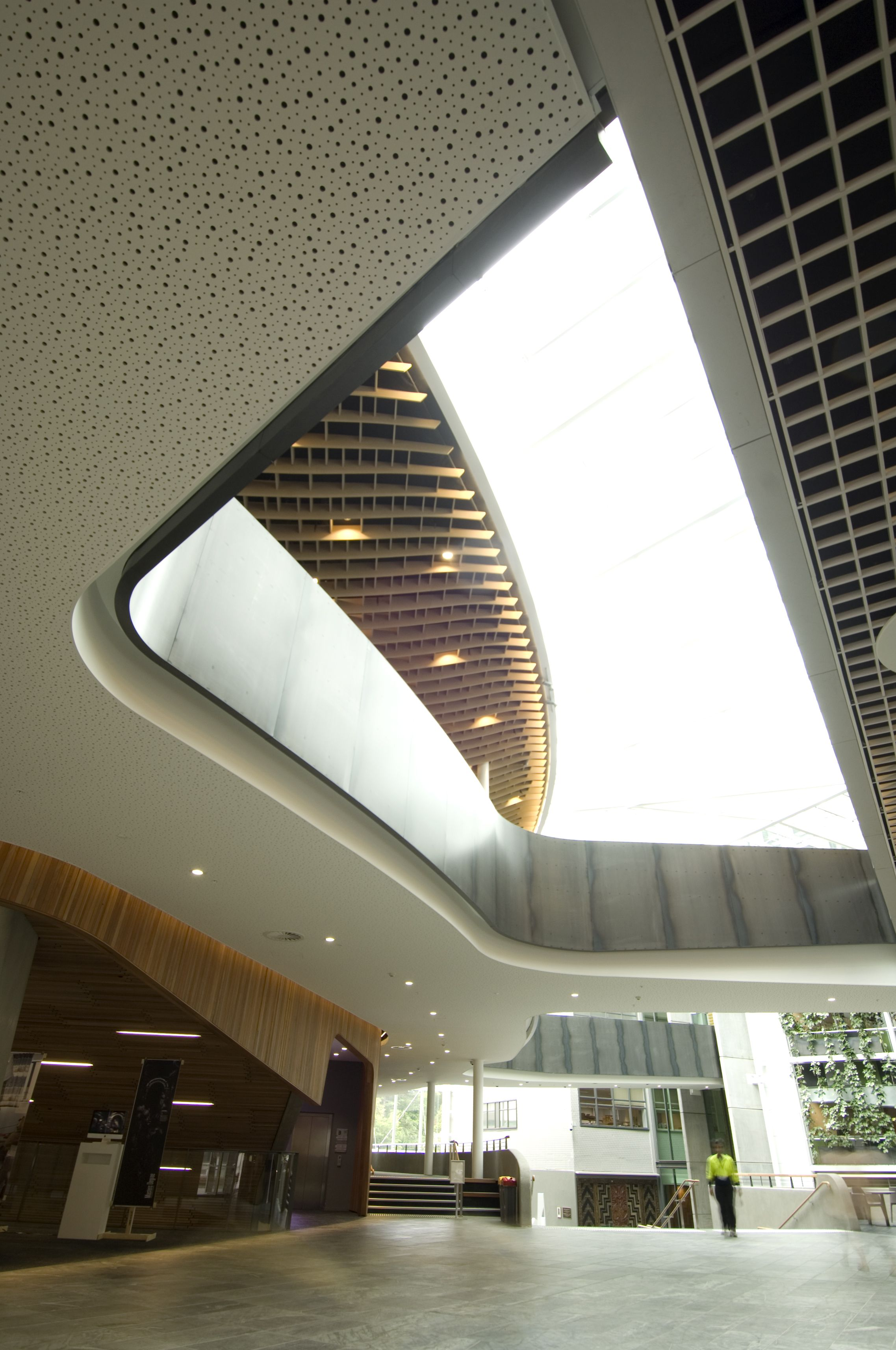 Cleaneo ceiling tiles from Asona NZ