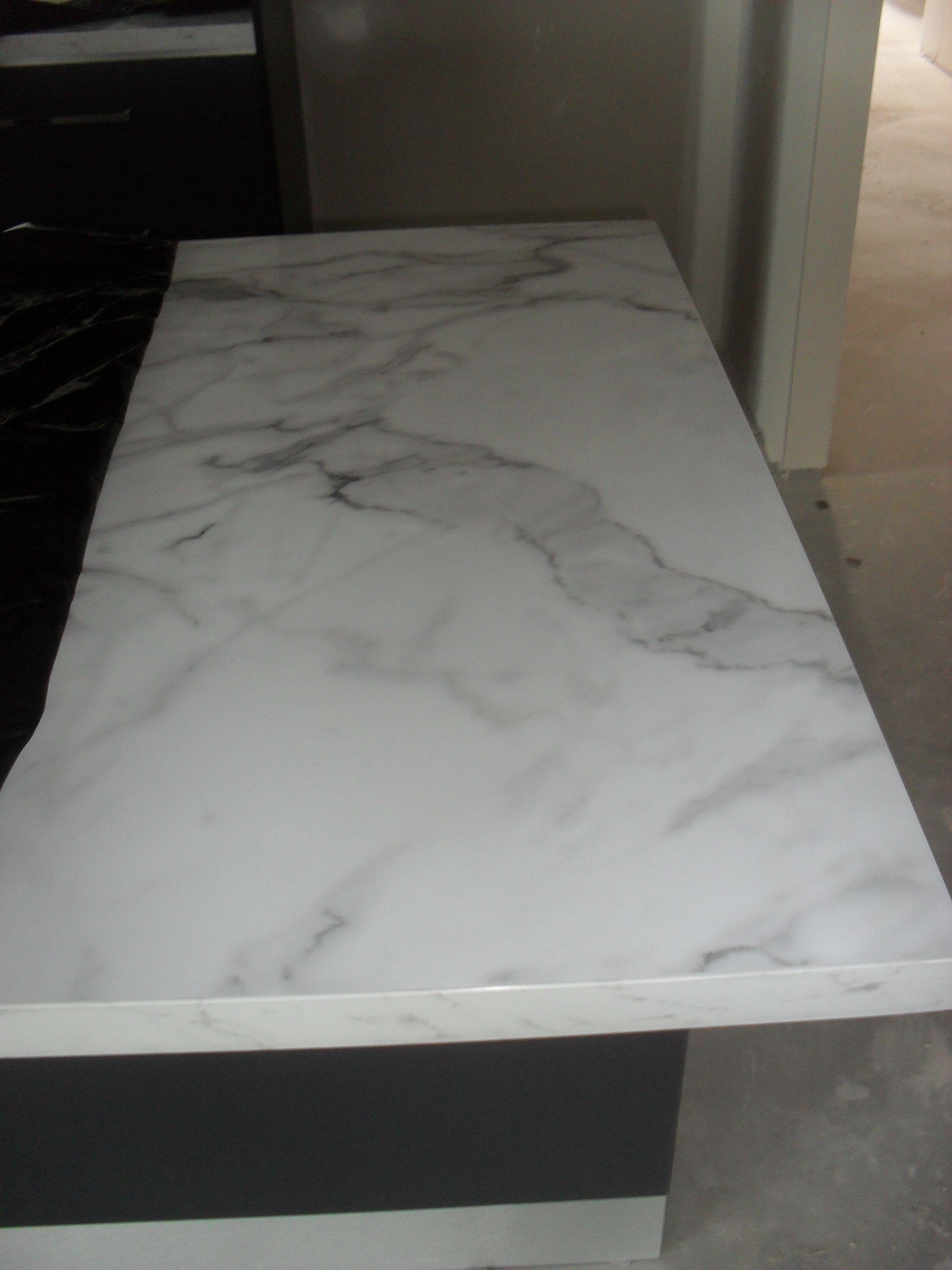 laminex carrera marble 180fx | Laminex kitchen ideas ...