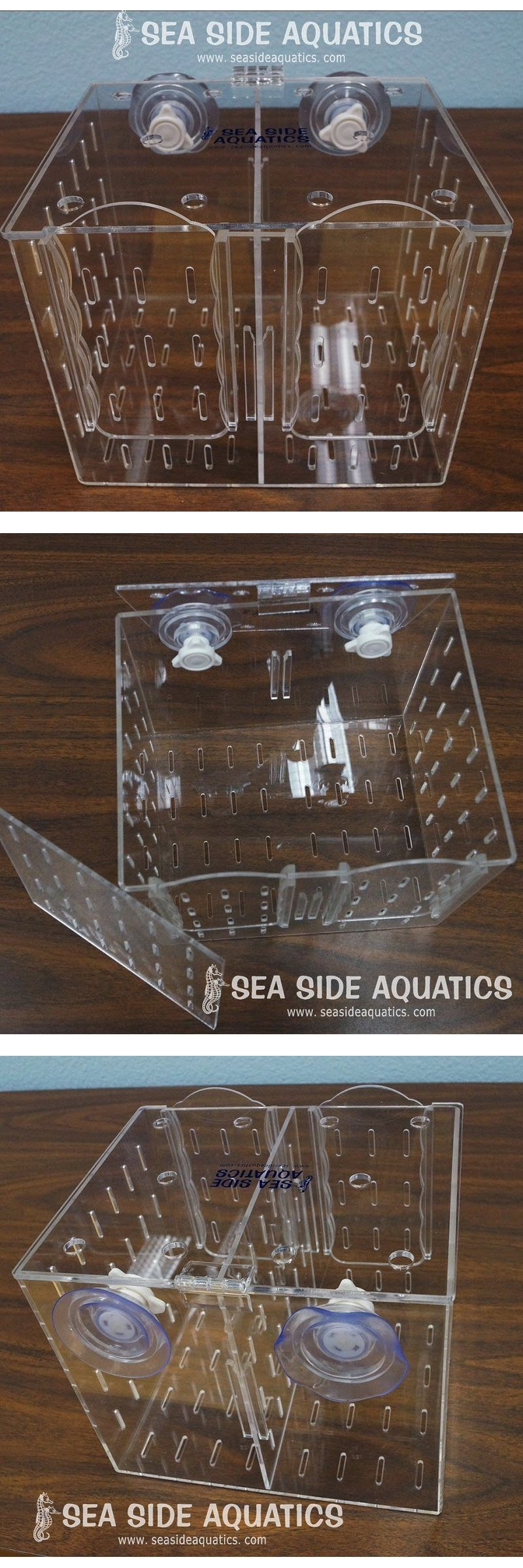 Other Fish and Aquarium Supplies 8444: Sea Side Aquatics Acclimation Box Rf200 -> BUY IT NOW ONLY: $44.99 on eBay!
