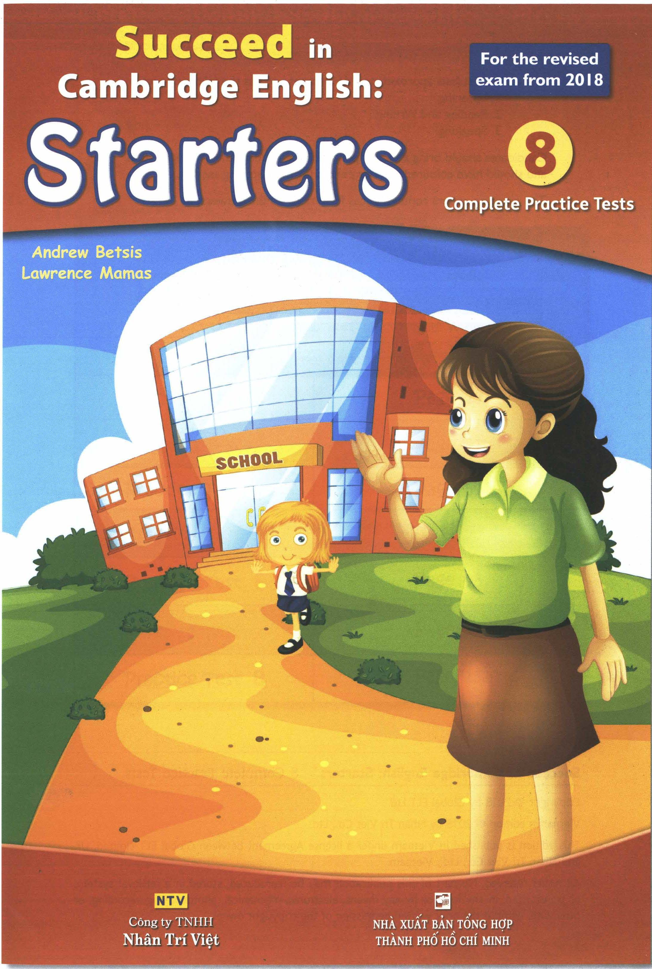 Succeed In Cambridge English Starters Edition