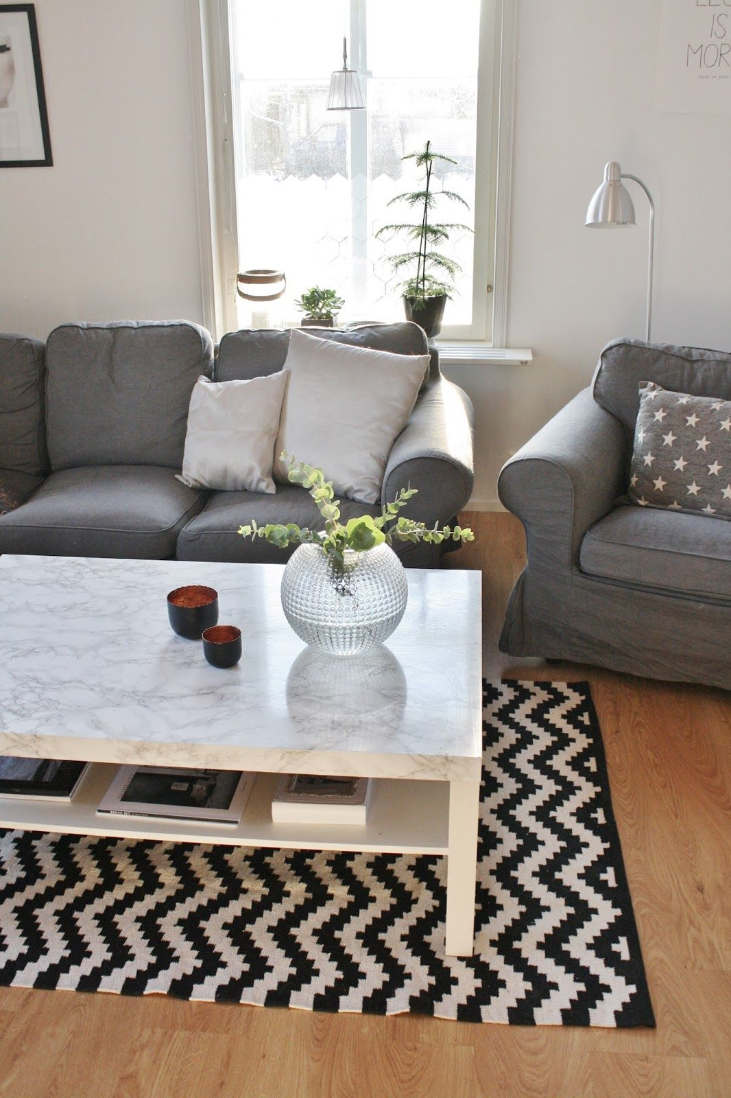 Tableau Moderne Ikea Ikea Hack Make Marble Table From Lack Our New Home In 2018