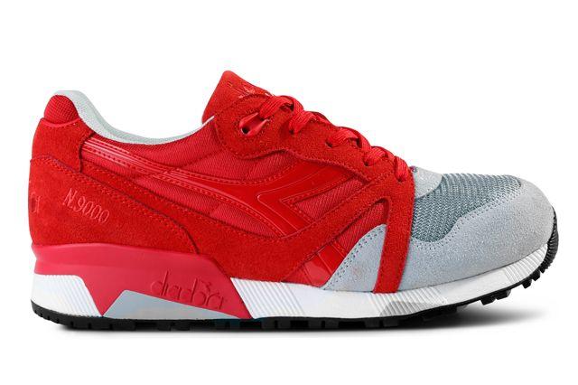 the latest 2b933 76600 CHECK OUT THE NEW DIADORA N9000 EUROPEAN RANGE   Sneaker Freaker. Nike  Shoes OutletNike Free ...
