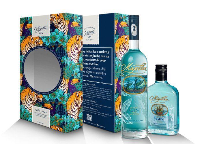 Magellan Gin presenta su pack de edición limitada para estas Navidades