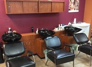 Closing Salon Has Used Salon Furniture Equipment For Sale Selling Reception Desk Hair
