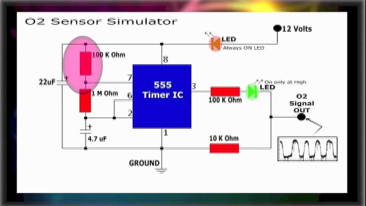 O2 Sensor Simulator Ford Explorer 1998 Car Maintenance Tips Loudspeaker Protection Circuit And Muting Using Bc546 Bc549