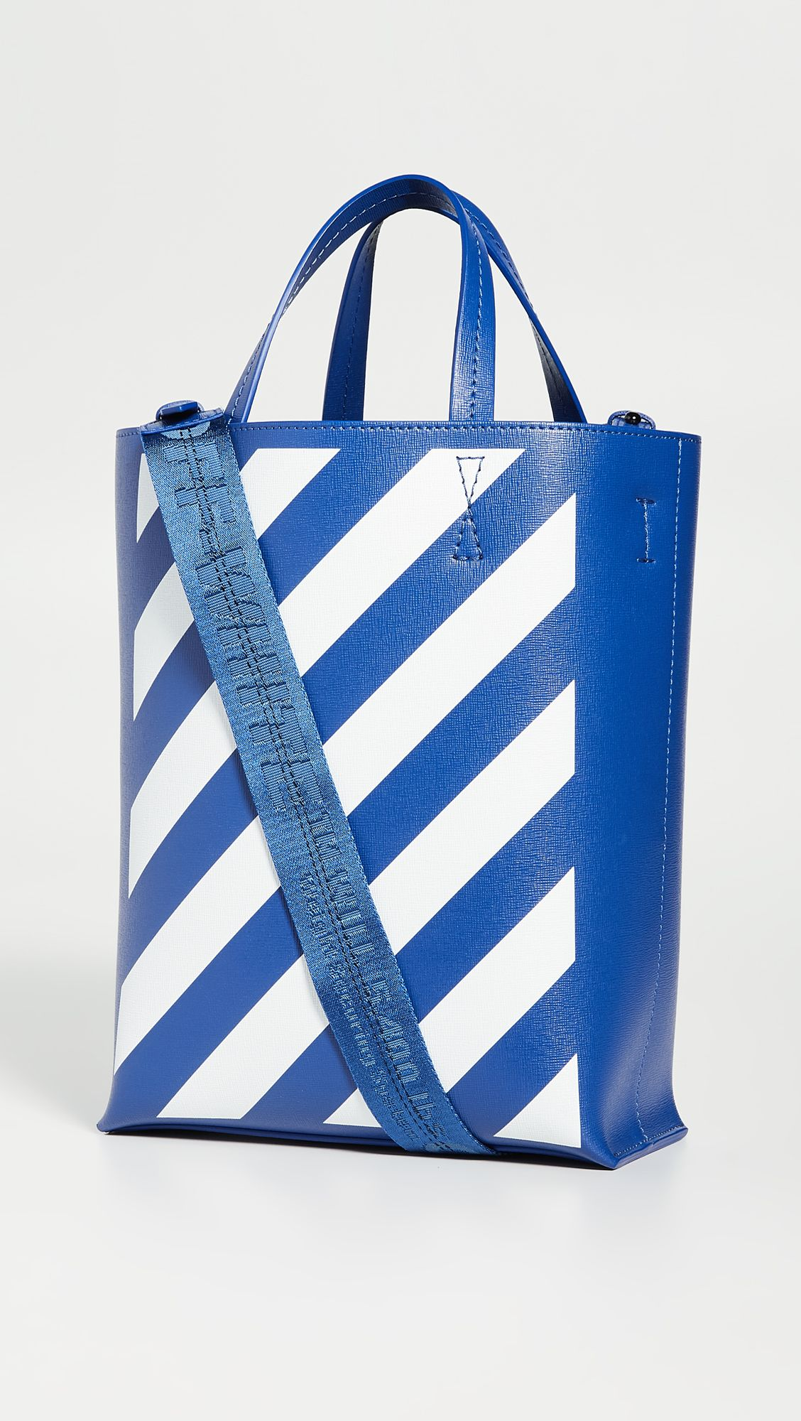 OffWhite Diagonal Tote Bag SAVE UP TO 40 SURPRISE SALE