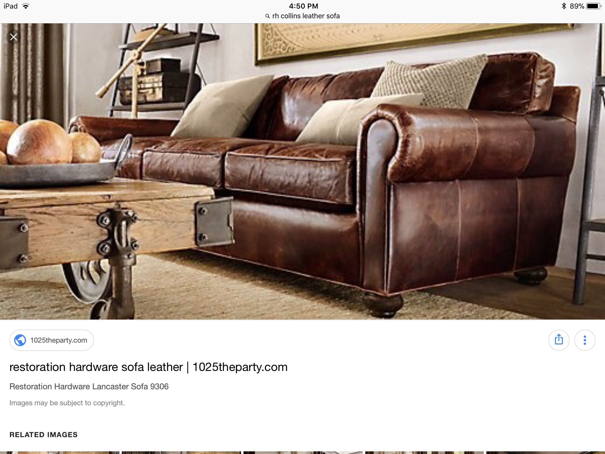 Pin by Beth Scheibel on Living room | Distressed leather ...