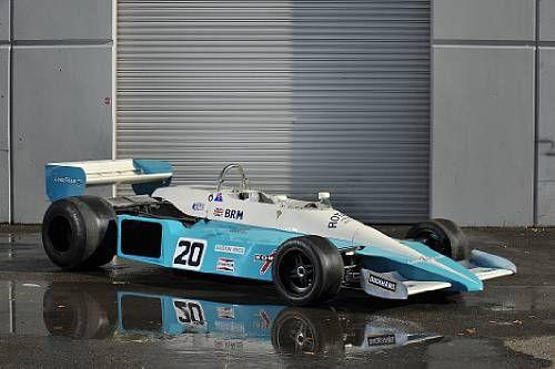 1977-Stanley-BRM-3-liter-P207-Formula-1 - Motorsports archives | my
