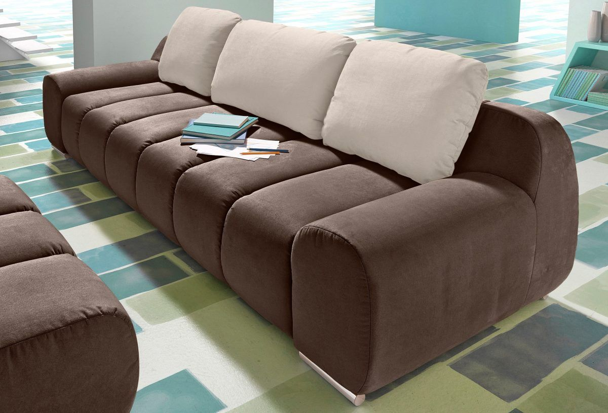 INOSIGN Big-Sofa braun, FSC®-zertifiziert Jetzt bestellen unter ...