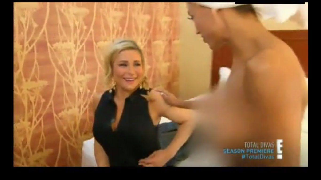 Xmas she's wwe divas naked