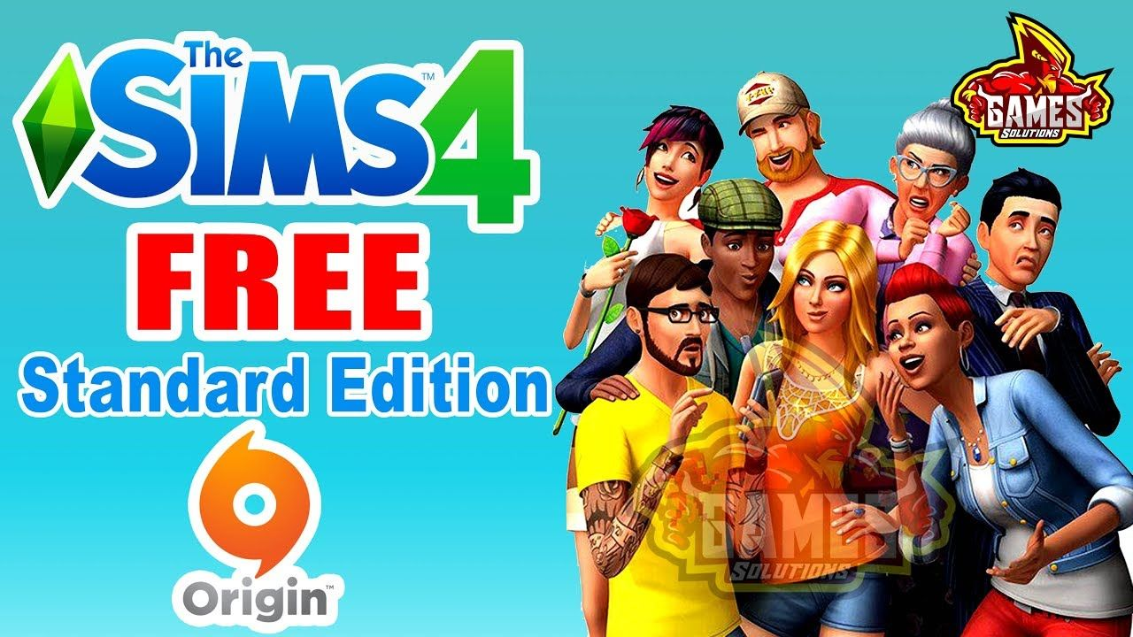 The Sims 4 FREE Origin Games (For Limited Time) Sims 4