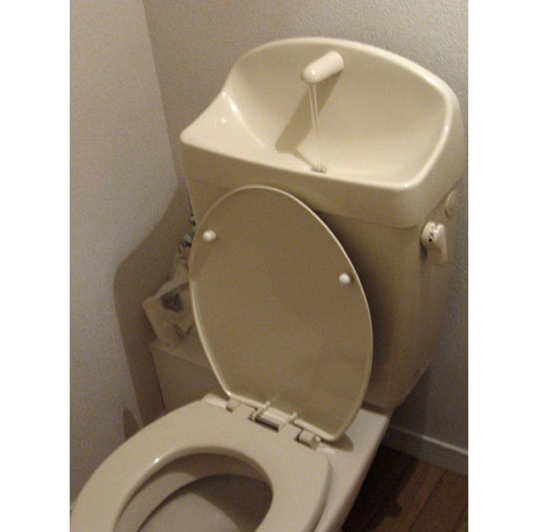 Look Japanese Sink Toilet bo