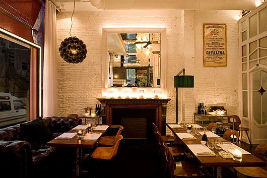 Classic Seafood Restaurant Interior Design 5 - Architecture News, Homes Design, Interiors on Yupiu