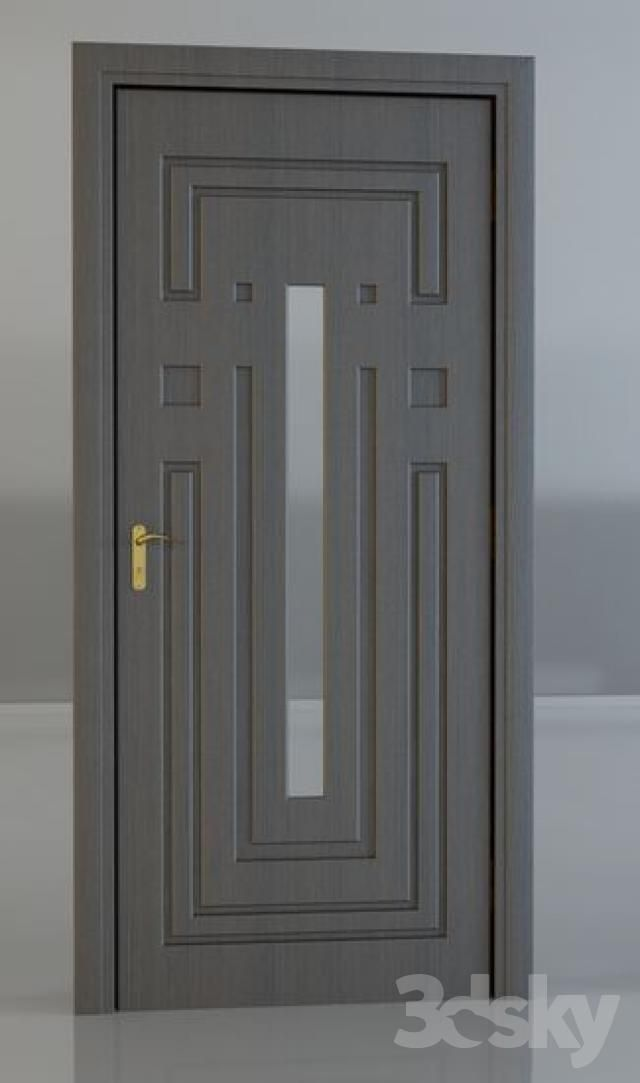 door_10 Puertas Pinterest Ventanas modernas, Puertas metálicas