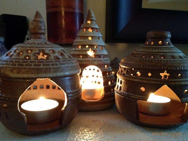 Lanterns / Luminaries By Mudscapes