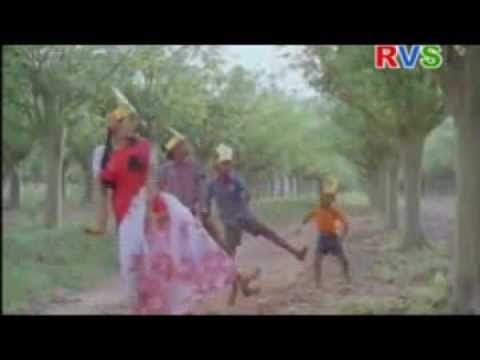 Actress Bhanupriya Sister Kanaka Hot Video Song From Jolapata Telugu Mov