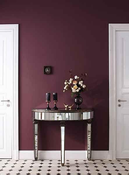 Alpina Wand  und Deckenfarbe »Feine Farben   Farbe der Könige«, 2,5 Liter, rosa online kaufen   OTTO Simple