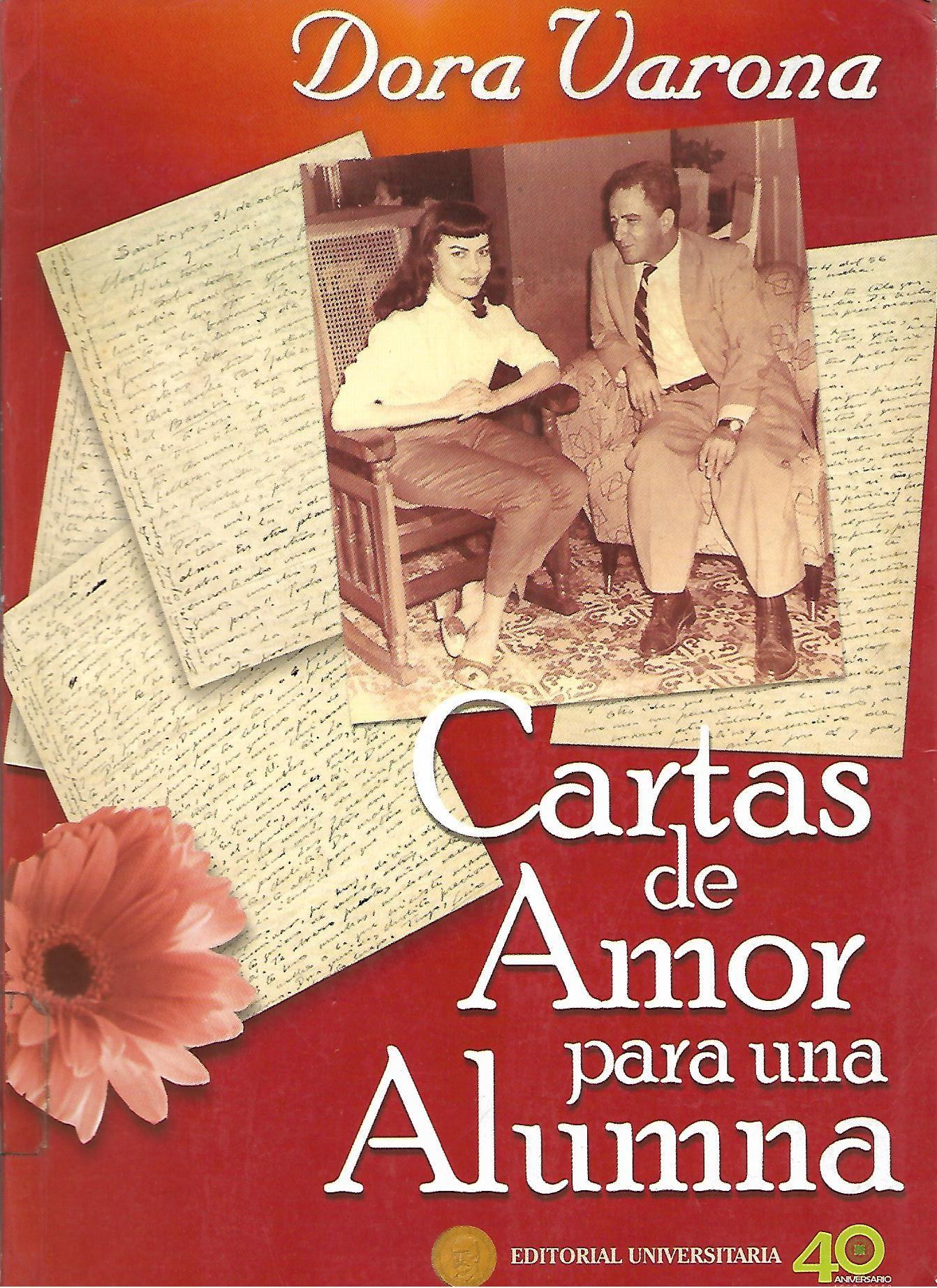 Dora Vaarona Cartas De Amor Para Una Alumna Cartas De Amor