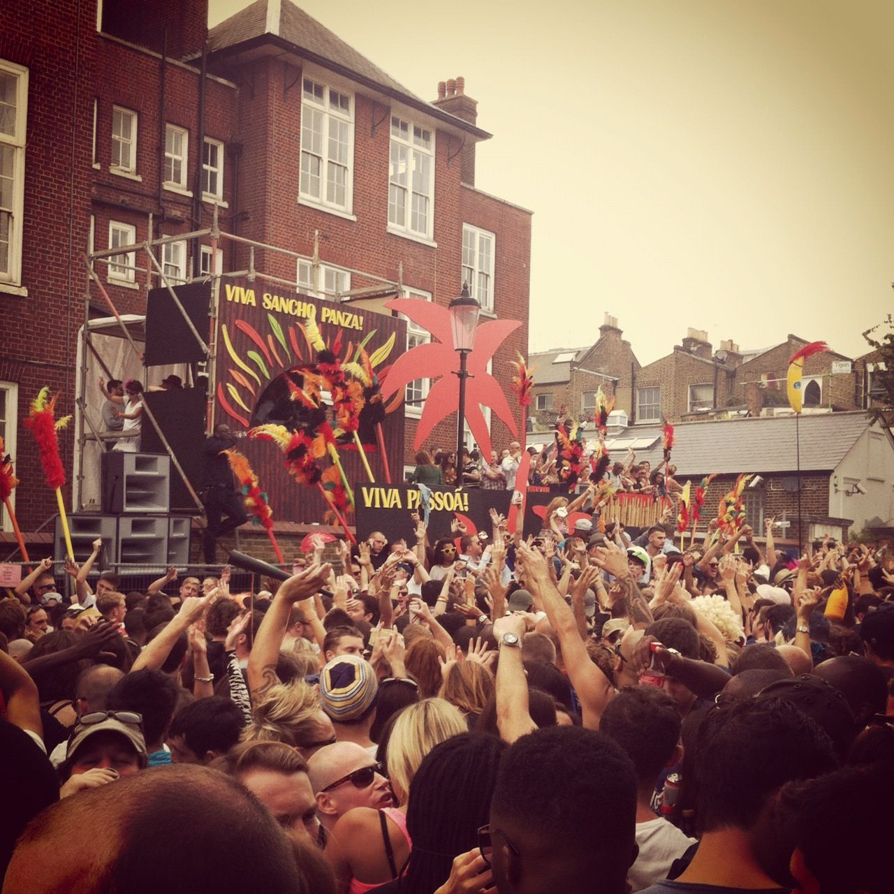 Notting Hill Carnival..