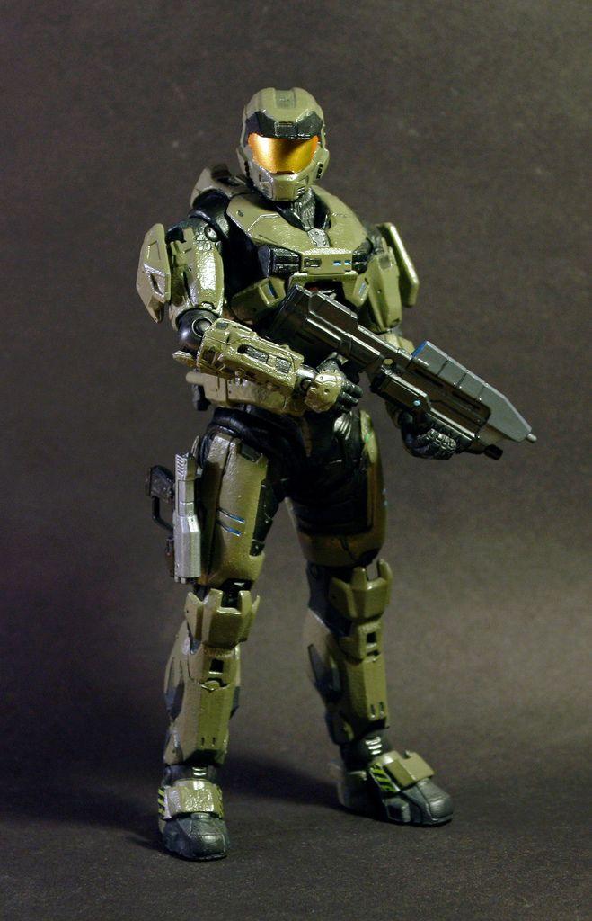 halo reach master chief armor set   Halo Reach Master Chief