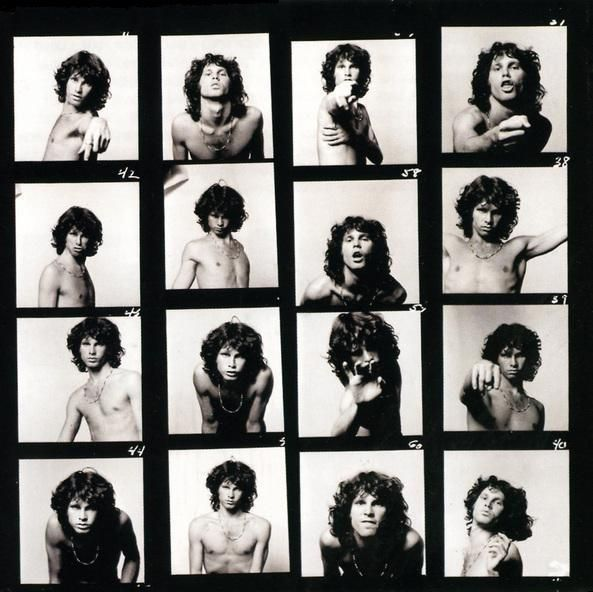 Poet Jim Morrison