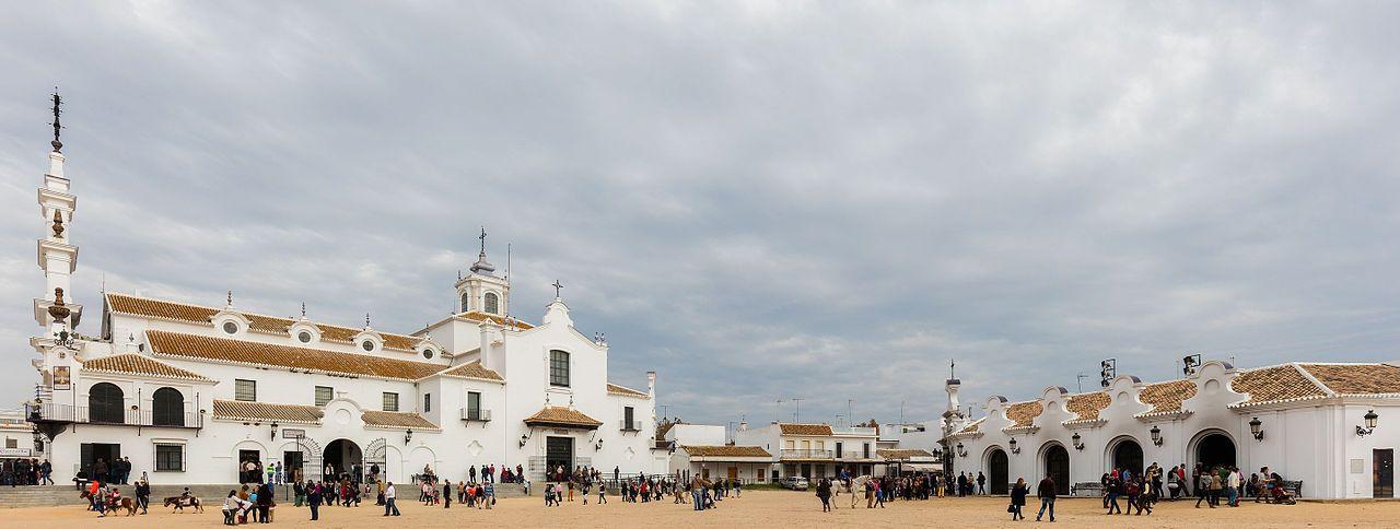 Ermita del Rocío, El Rocío, Huelva, España, 2015-12-07, DD 08 - Hermitage of El Rocío - Wikipedia, the free encyclopedia