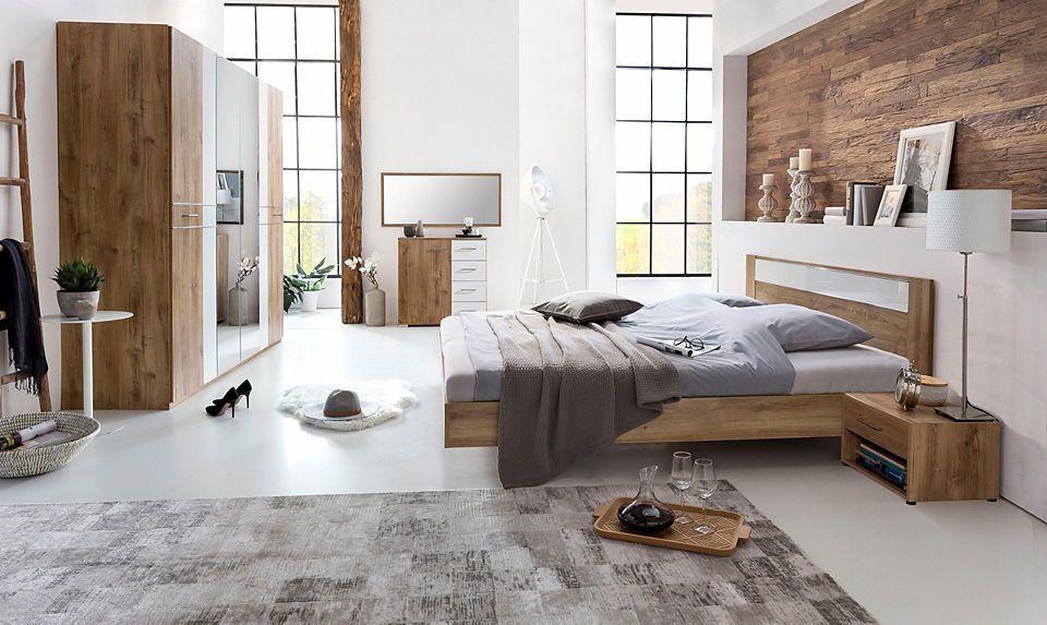 Wimex Schlafzimmer-Set mit Kleiderschrankschrank (4-tlg) Jetzt - design schlafzimmer komplett