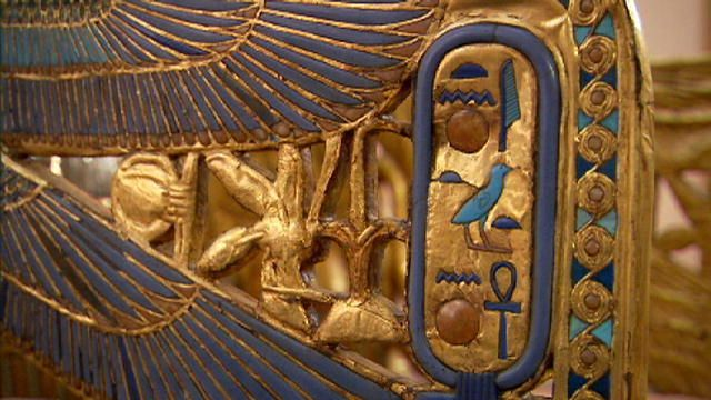 King Tut Unwrapped   Other Shows   Discovery