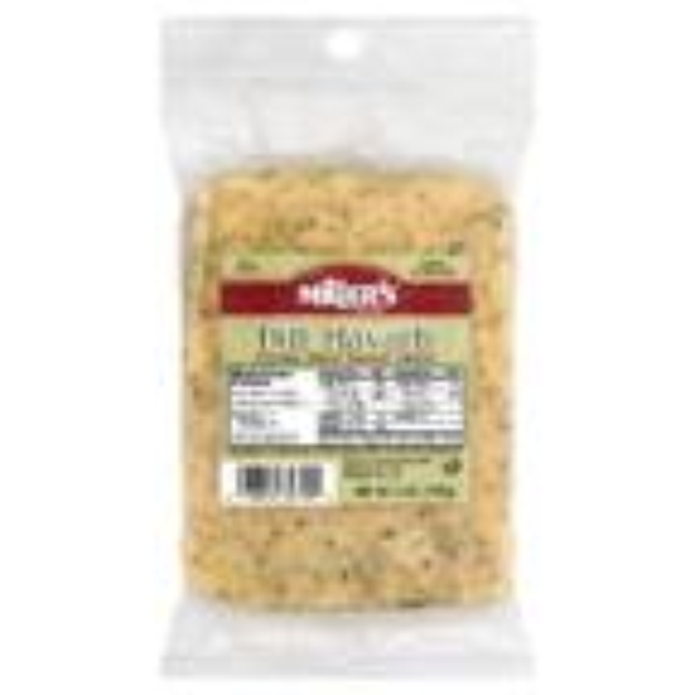 I'm learning all about Miller's Cheese Creamy Sliced Natural Dill Havarti at @Influenster!