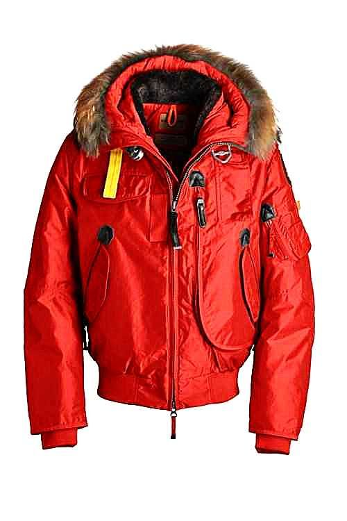 parajumpers official ROSSO