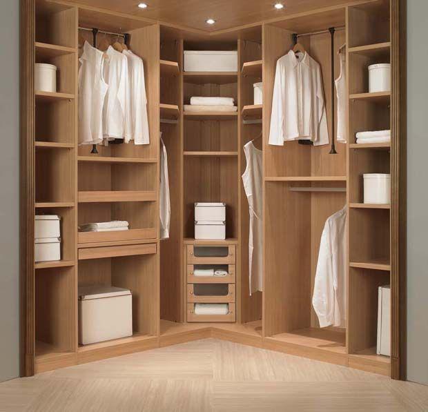 Ideas para distribuir un vestidor | El rincón de Sonia | baños ...