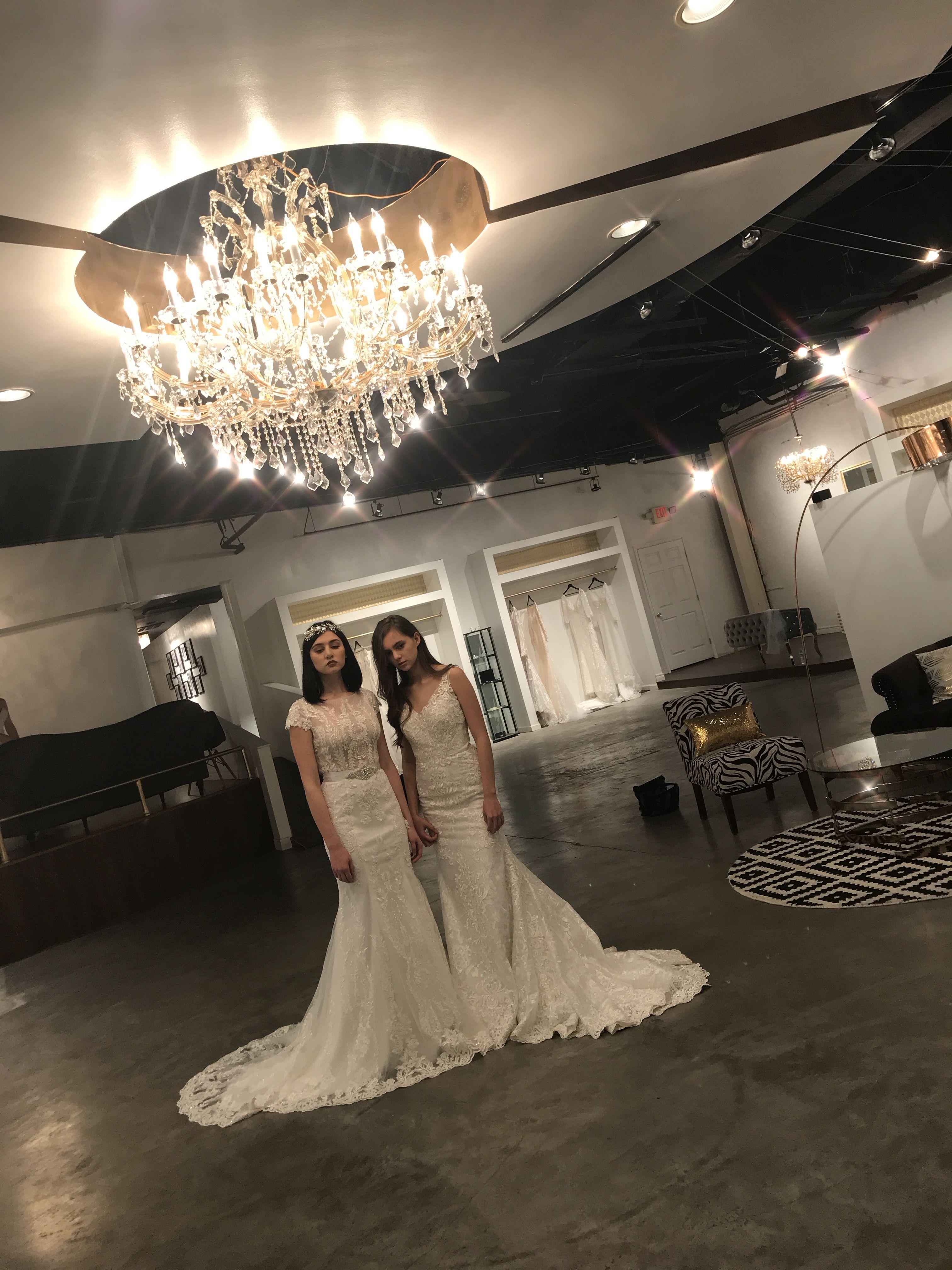 Shop your wedding dress at our Houston Store   Vivienne Atelier ...