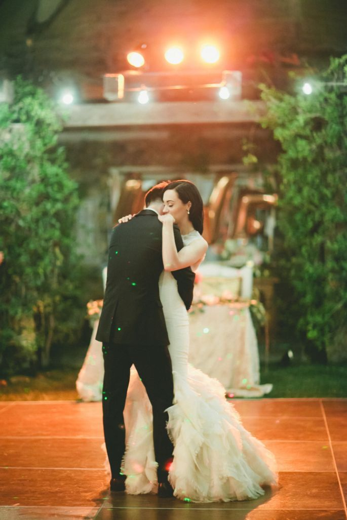 The Hills Are Alive Sarah Brendon S Wedding In Malibu Brendon Urie Wedding First Dance Brendon Urie