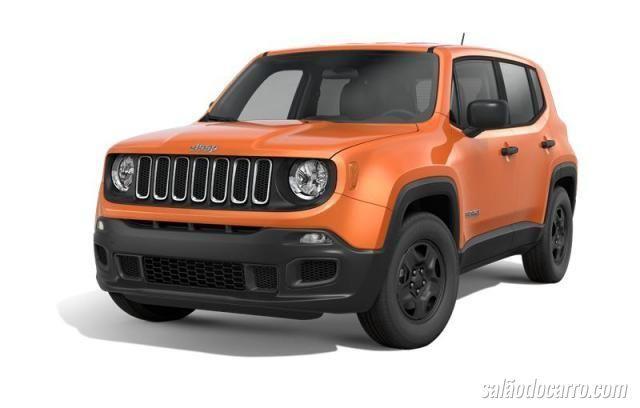 jeep renegade de entrada